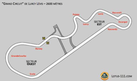 Grand Circuit Lurcy Levis